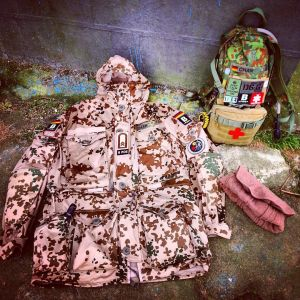 TT Flecktarn Backpack
