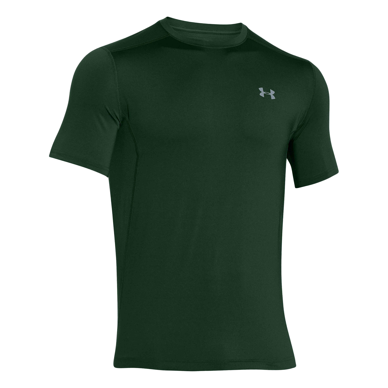 Under Armour T-Shirt Raid SS grün