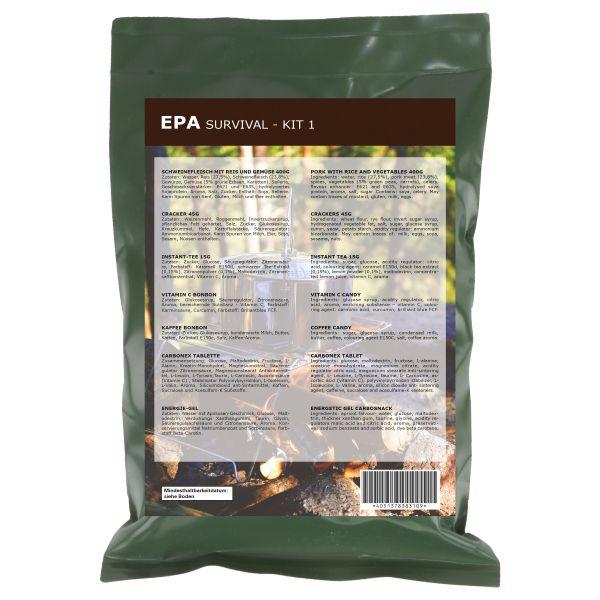 EPA Survival-Kit 1