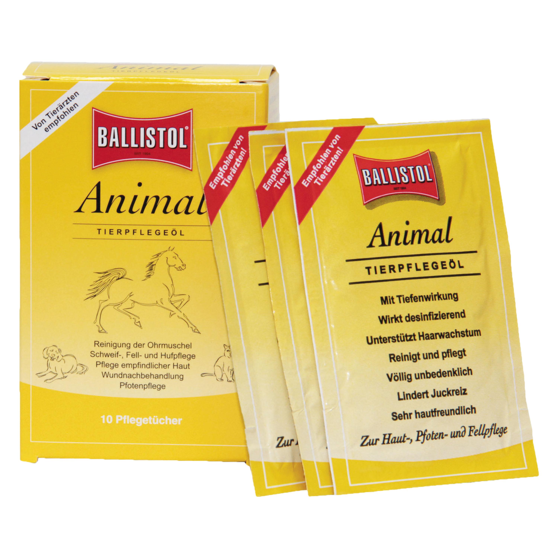Ballistol Animal Tücher 10er Box