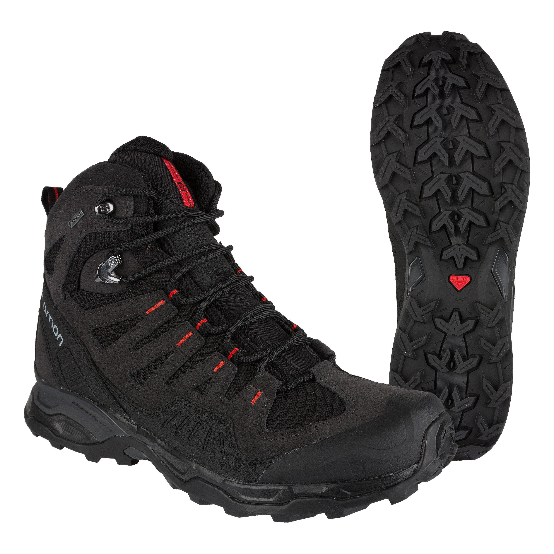 Schuhe Salomon Conquest GTX asphalt