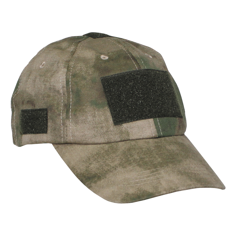 Einsatz-Cap mit Klett Universalgröße HDT-camo FG