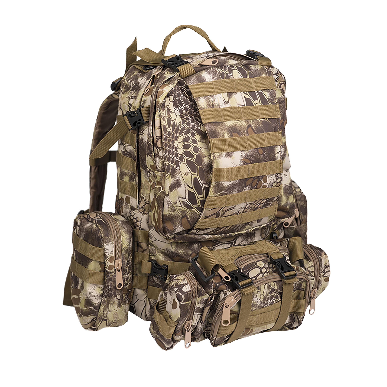 Rucksack Defense Pack Assembly mandra tan