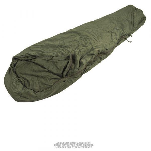US Schlafsack modular oliv gebr.
