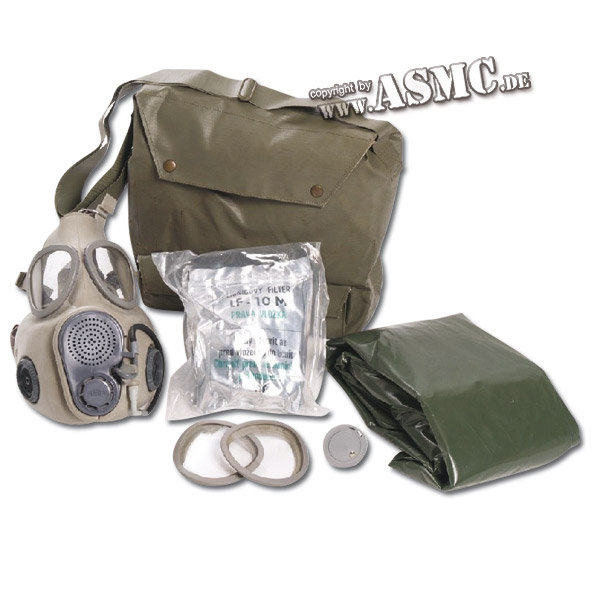 NVA Schutzmaske M10M