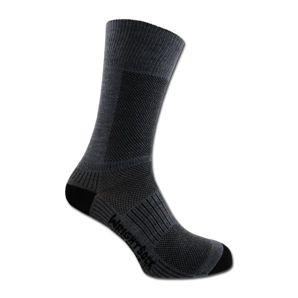 Socken Wrightsock Coolmesh II doppel-lagig grau
