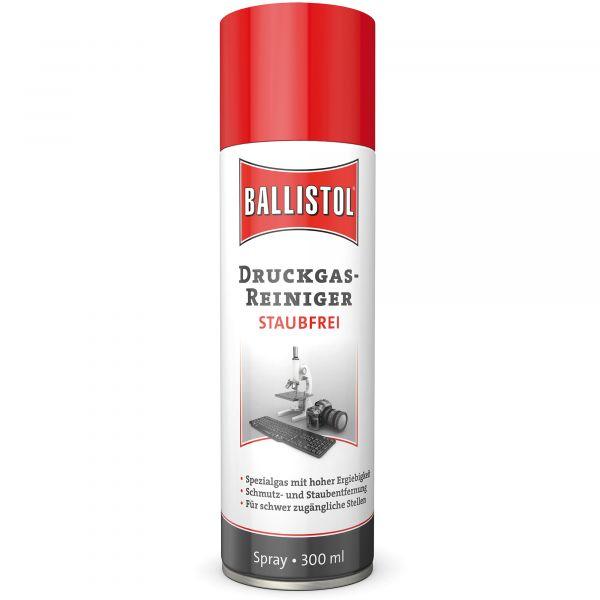 Ballistol Druckgas-Reiniger Staubfrei Spray 300 ml