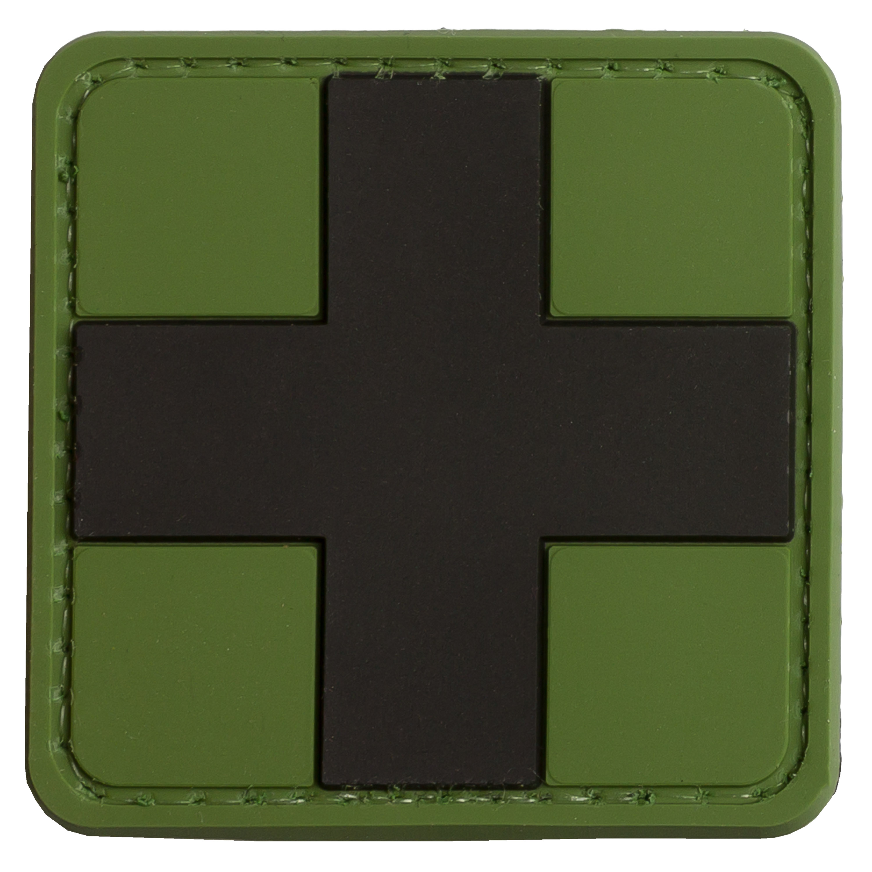 TAP 3D Patch Red Cross Medic oliv-schwarz
