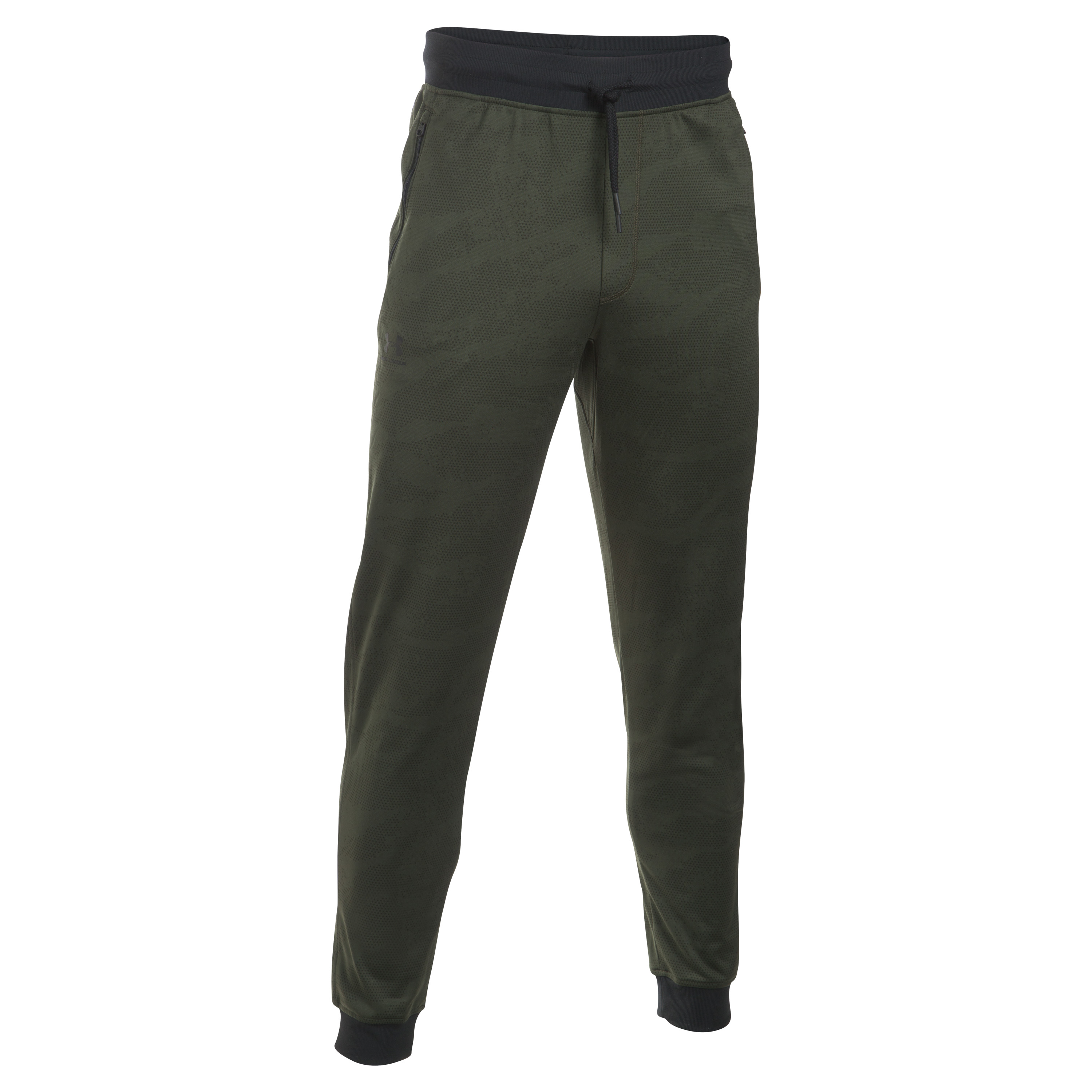 Under Armour Fitness Hose Sportstyle Jogger oliv