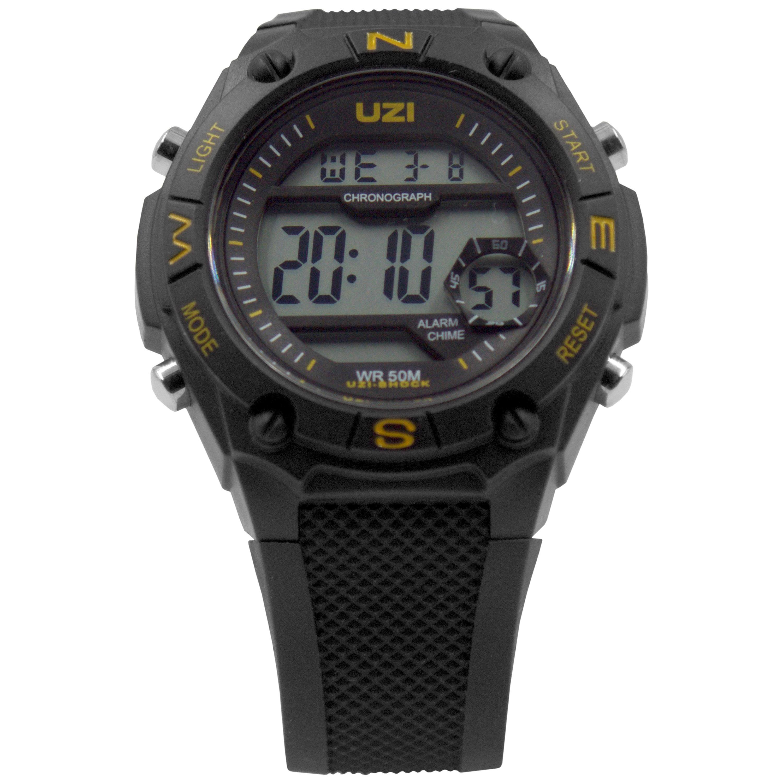 UZI Z Shock Line Digital Watch 01
