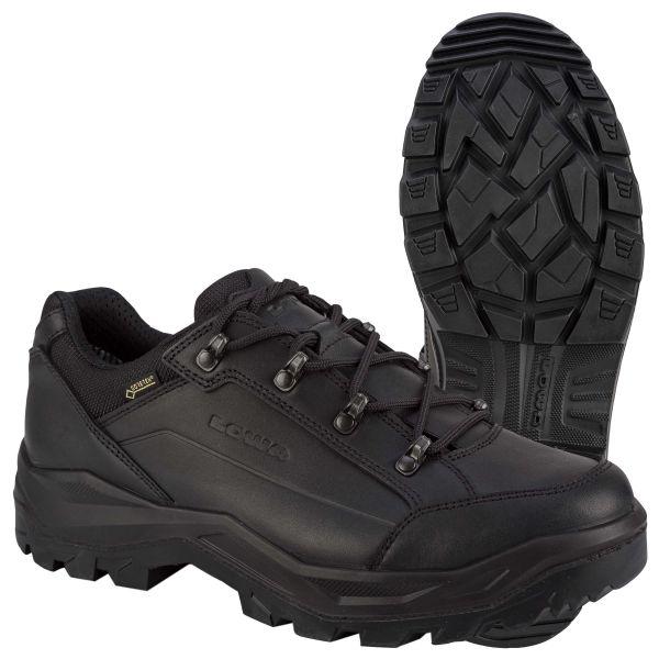 LOWA Schuhe Renegade II GTX LO TF Ws schwarz