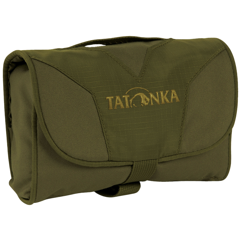 Tatonka Kulturbeutel Mini Travelcare oliv