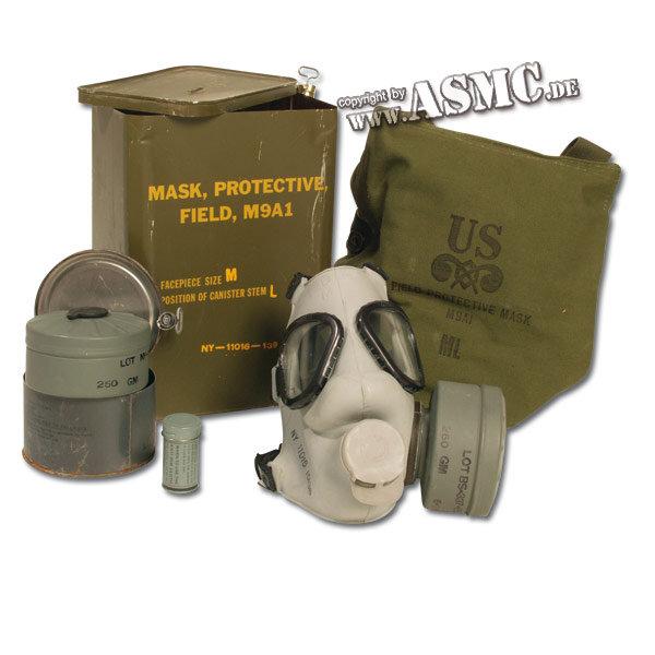 US Schutzmaske M9A1