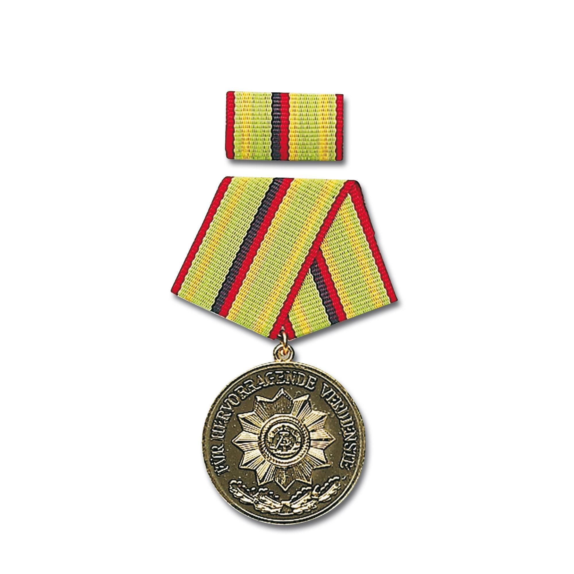 Orden MDI Verdienstmedaille gold