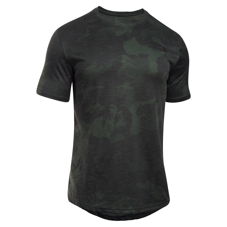 Under Armour T-Shirt Sportstyle Core Tee grün