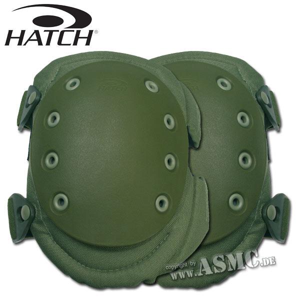 Knieschutz Hatch Centurion oliv