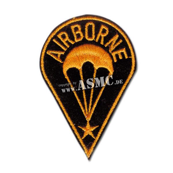 Abzeichen Springer Textil Airborne Star