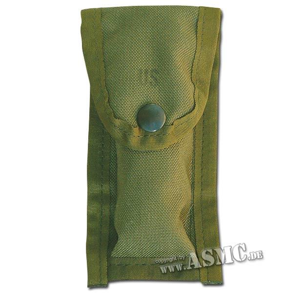 Magazintasche 9 mm einzeln oliv