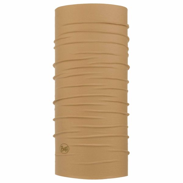 Buff Schlauchtuch Coolnet UV+ Insulated solid toffee