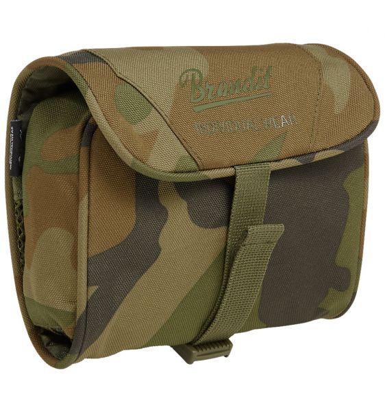 Brandit Toilettentasche Toiletry Bag medium woodland