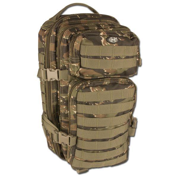 Rucksack US Assault Pack tiger stripe