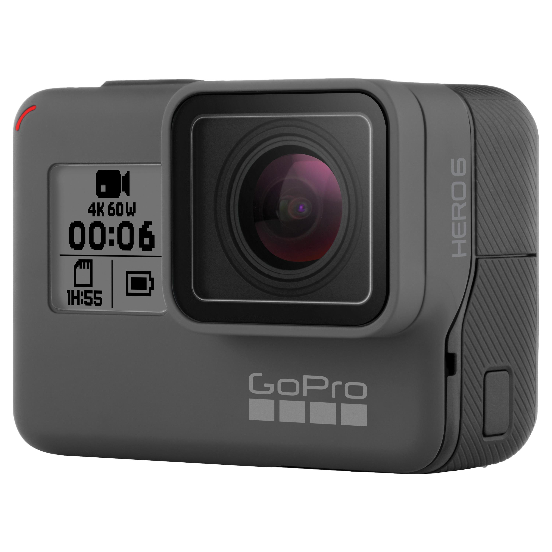GoPro Outdoor Kamera HERO6 Black