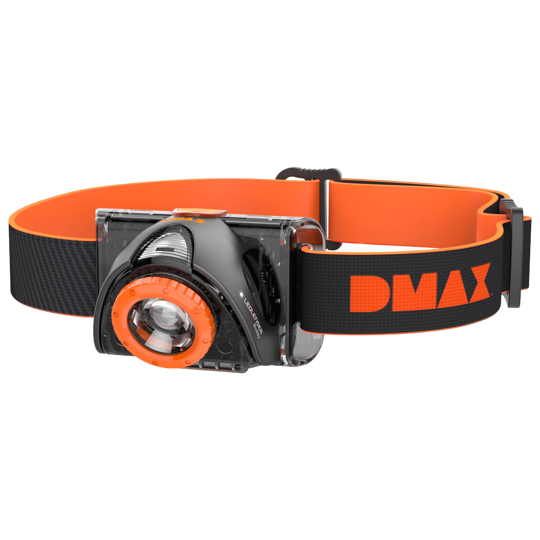 LED Lenser Stirnlampe Buddy DX DMAX