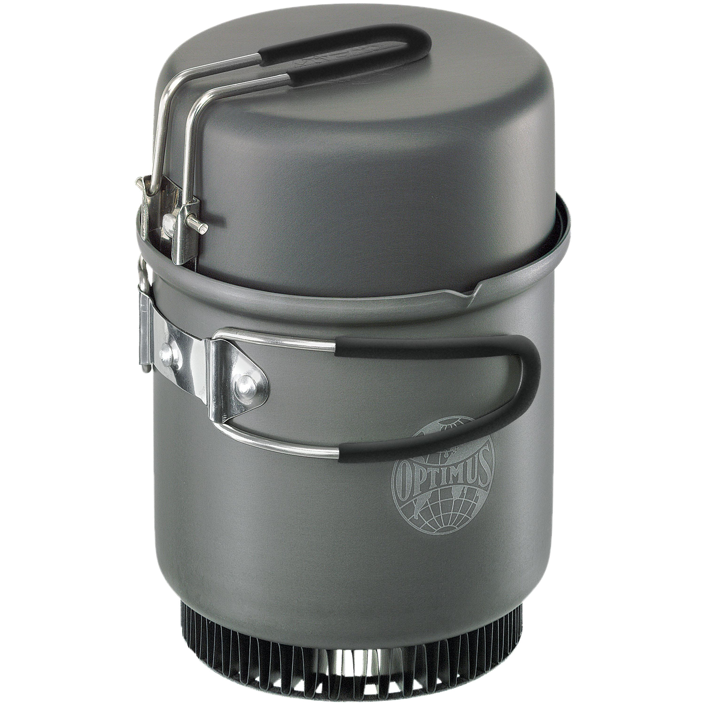 Optimus Tactical Kocher Set Crux Lite schwarz