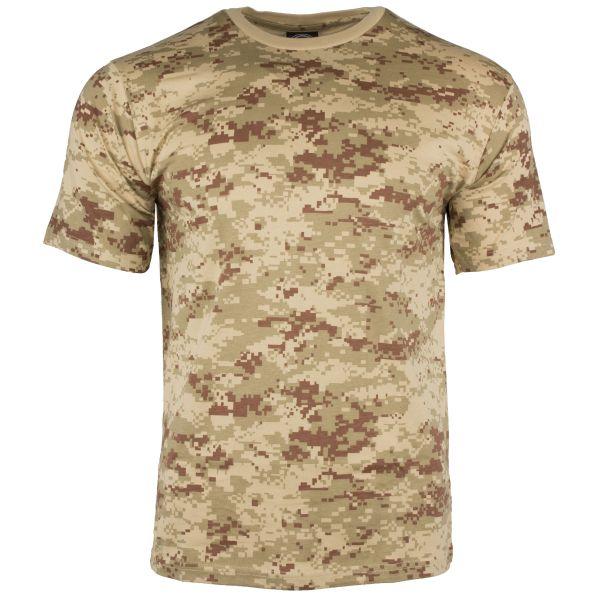 T-Shirt digital-desert