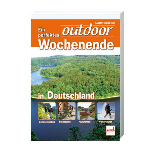 Buch Ein perfektes Outdoor-Wochenende in Deutschland
