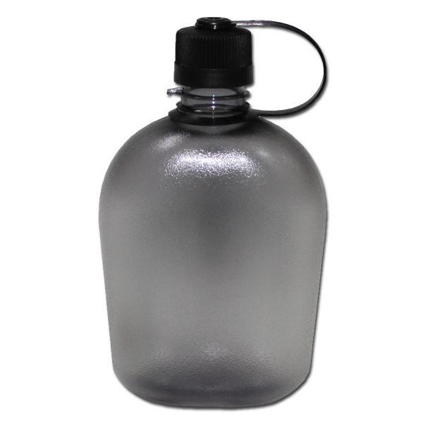 US Feldflasche Gen.II schwarz/transparent