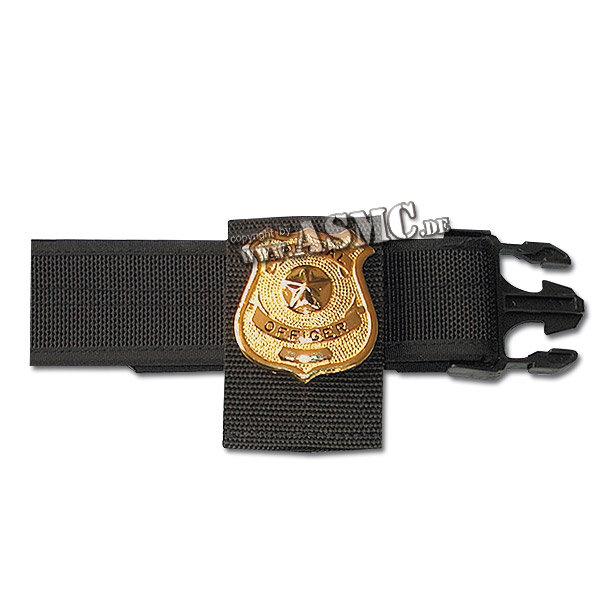 Badge Holder Nylon