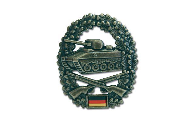 Abzeichen BW Barett Panzergrenadier