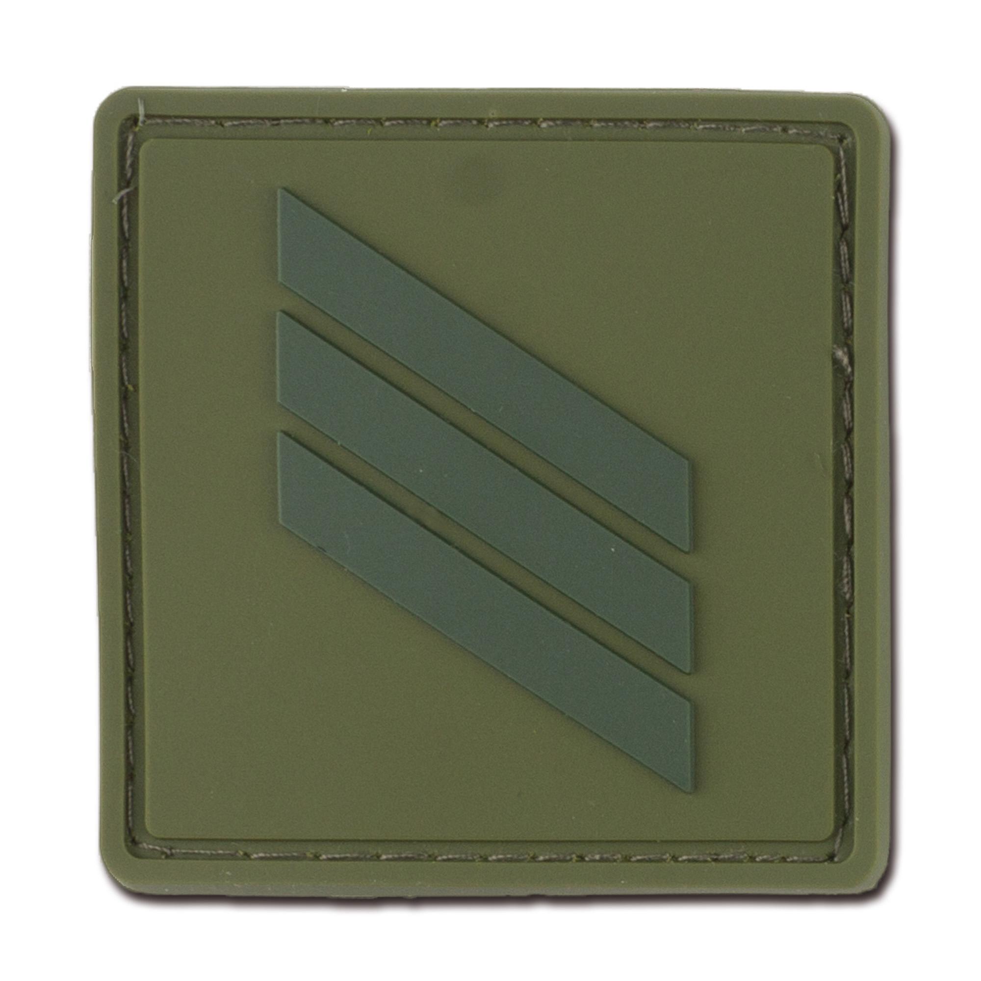 Dienstgradabzeichen Frankreich Sergent – chef oliv tarn