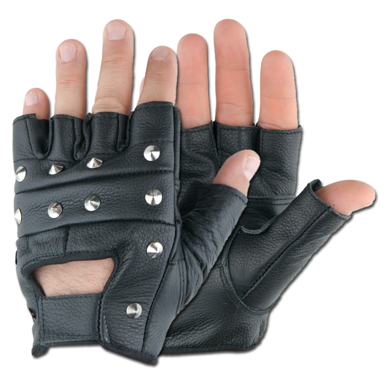 Handschuhe Tactical mit Spitznieten