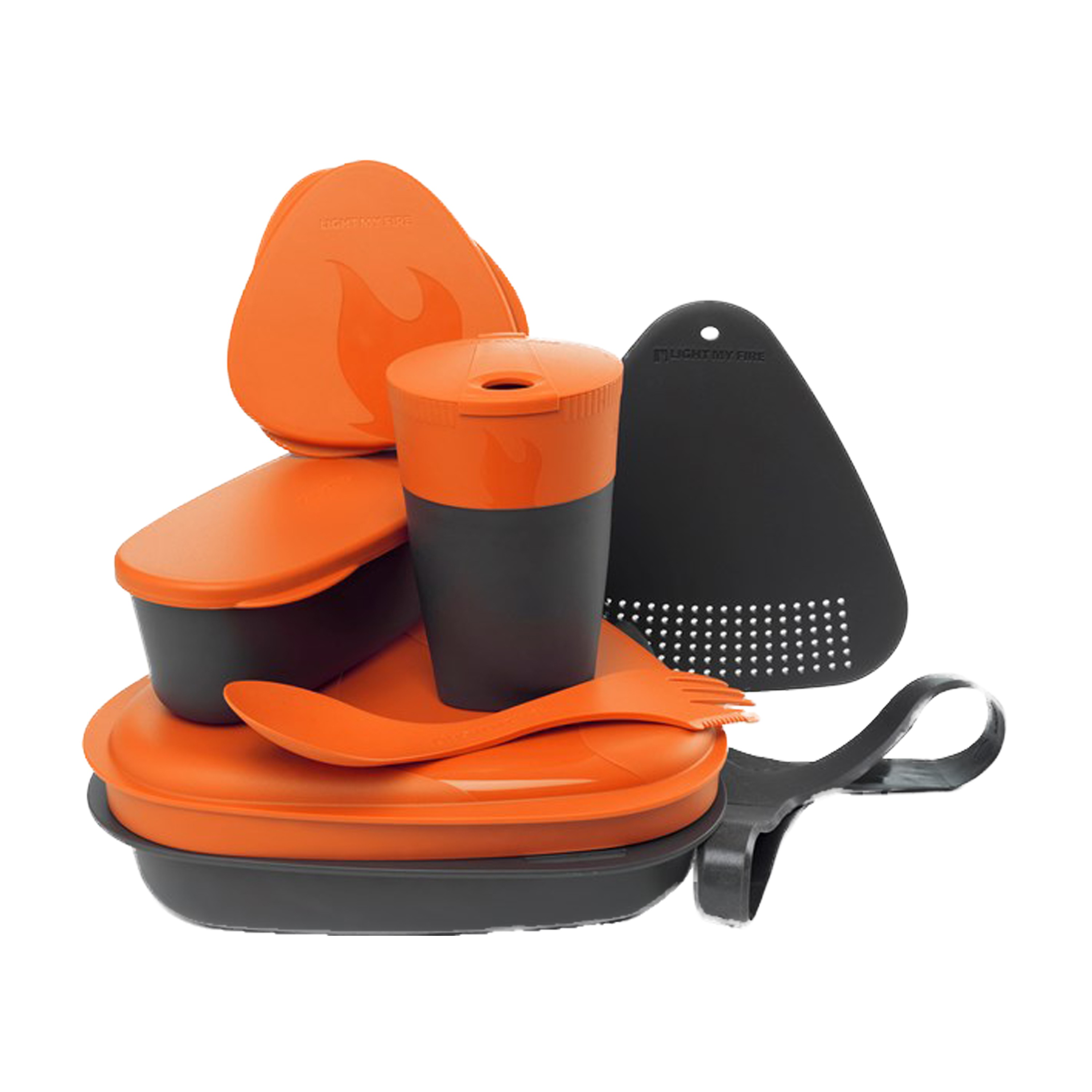 Geschirr Light My Fire MealKit 2.0 orange
