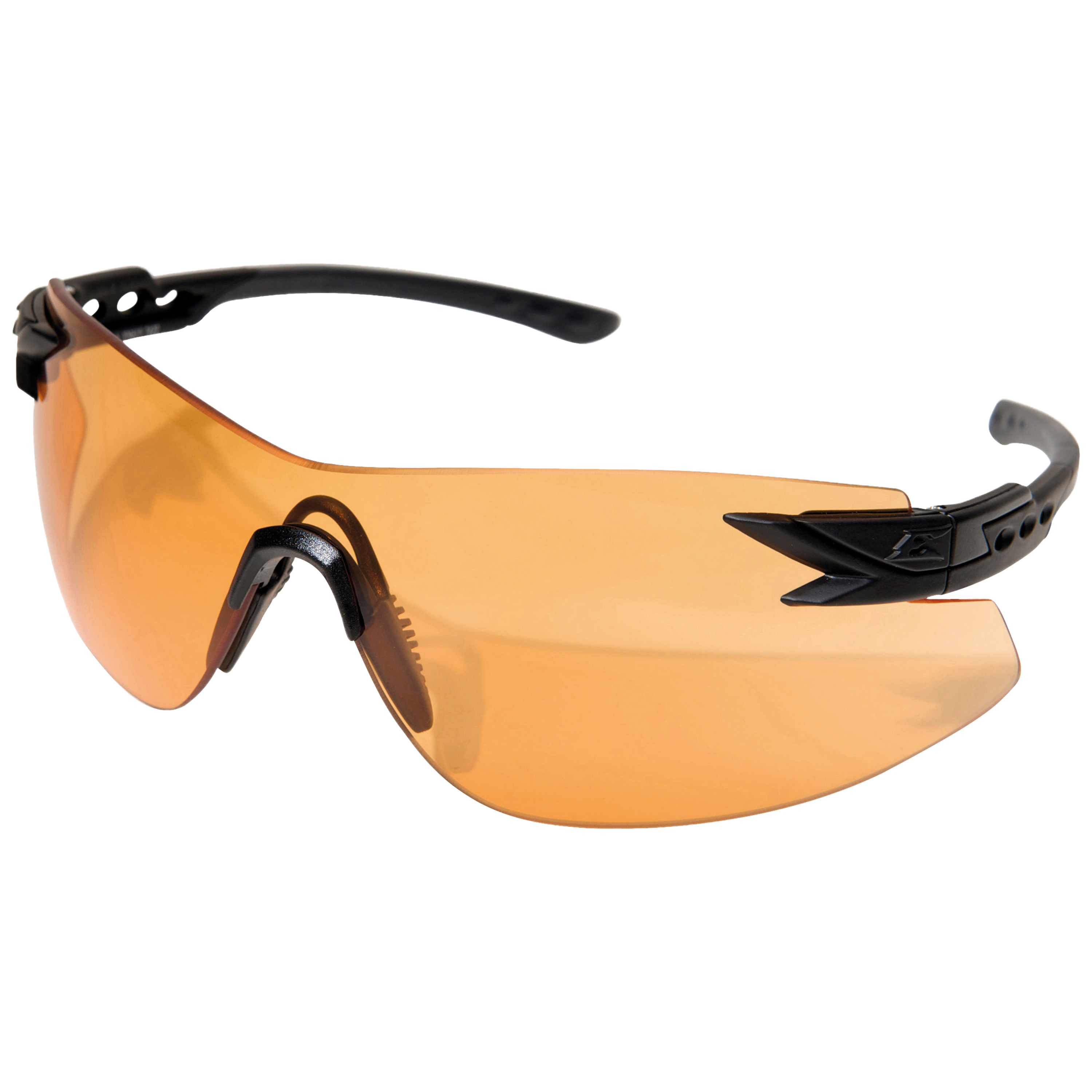 Edge Tactical Brille Notch schwarz Tigers Eye Vapor Shield
