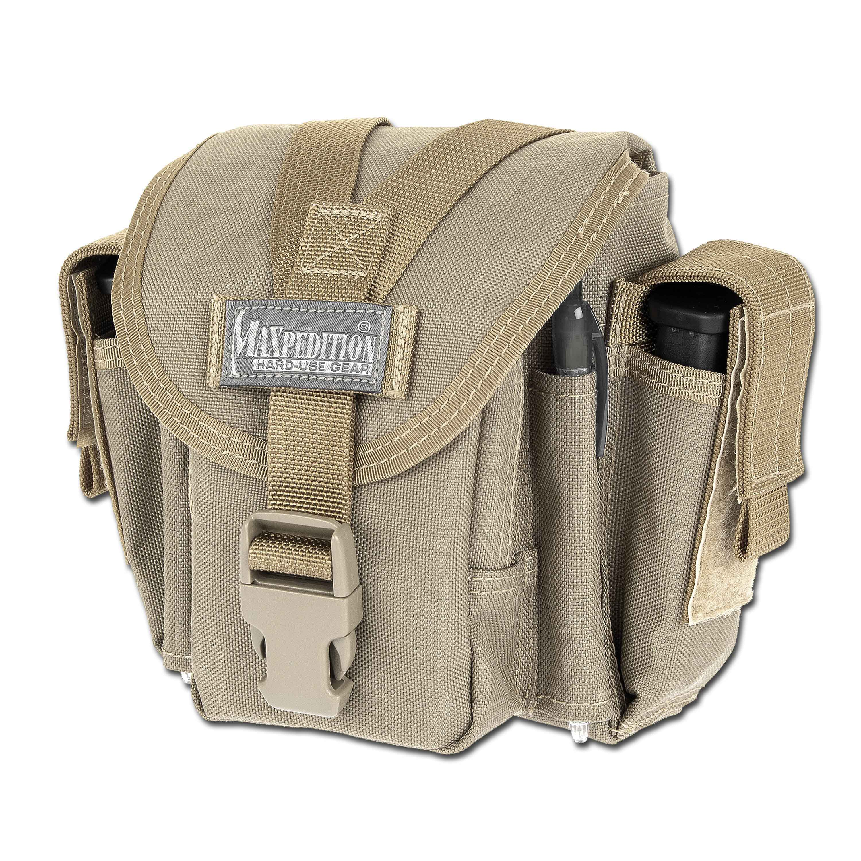 Maxpedition M4 Waistpack khaki