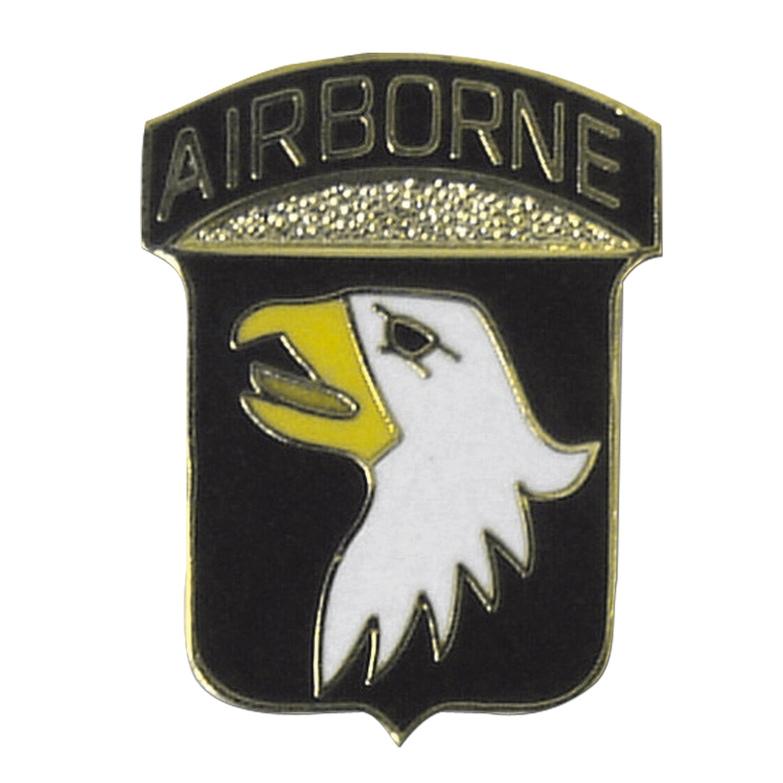Abzeichen Pin 101st Airborne