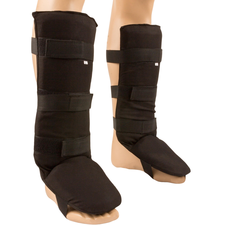 Protektor Fuß und Schienbein
