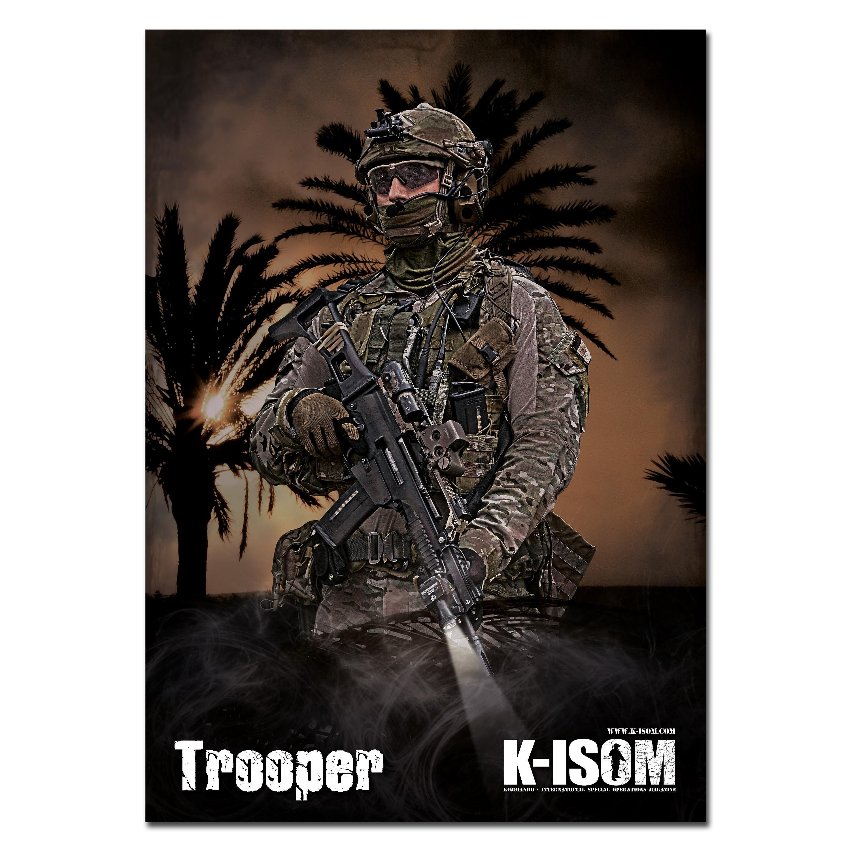 Poster K-Isom KSK Trooper