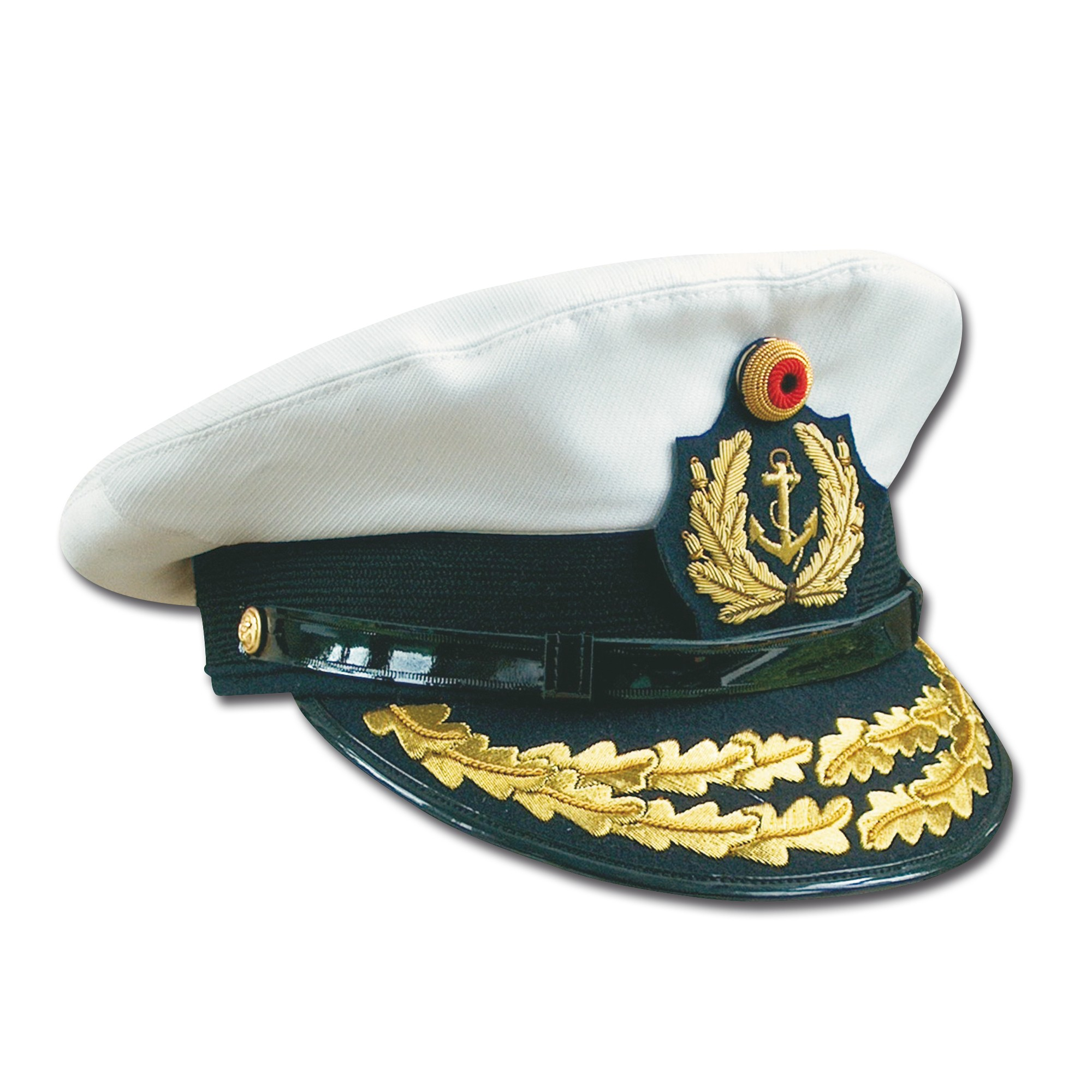 BW Schirmmütze Admiral