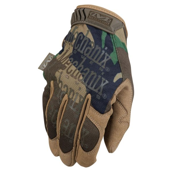 Mechanix Wear Handschuhe The Original woodland II