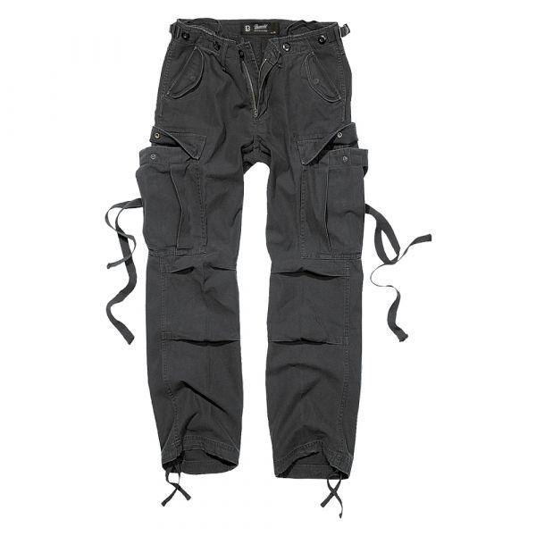 Brandit Hose M65 Trouser schwarz Frauen
