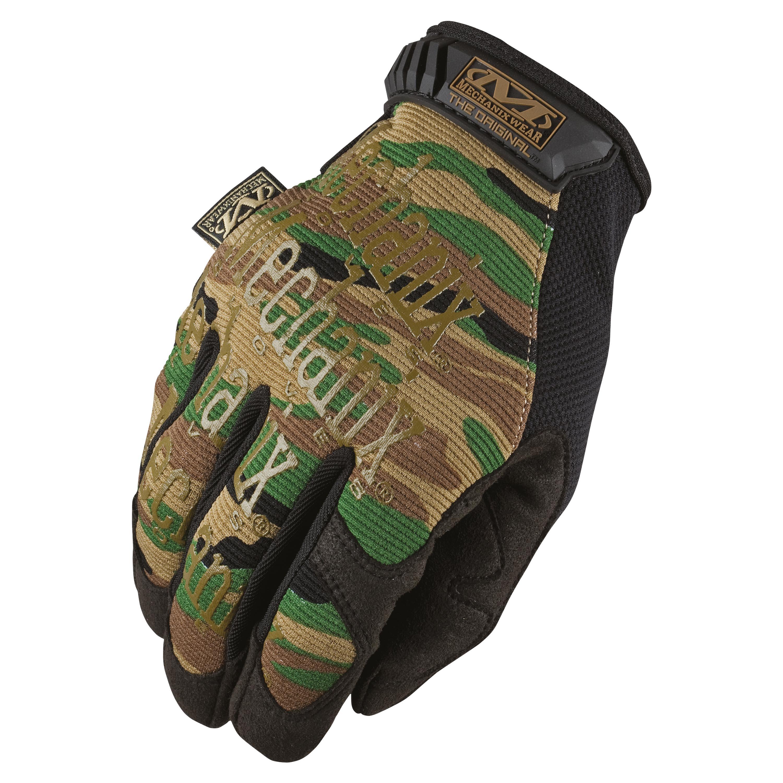 Handschuhe Mechanix Wear The Original woodland
