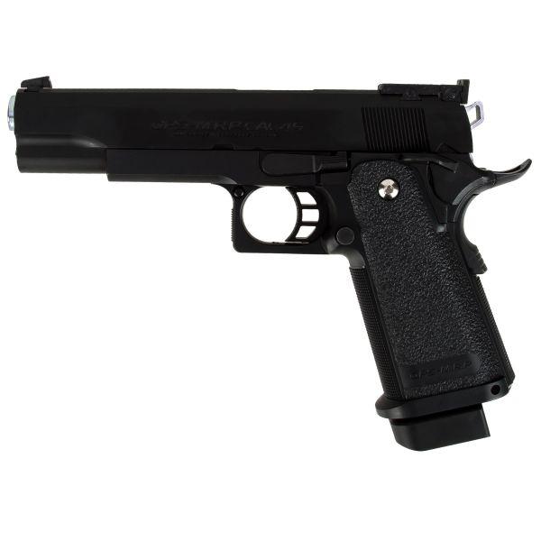 Tokyo Marui Airsoft Pistole Hi-Capa 5.1 GBB schwarz