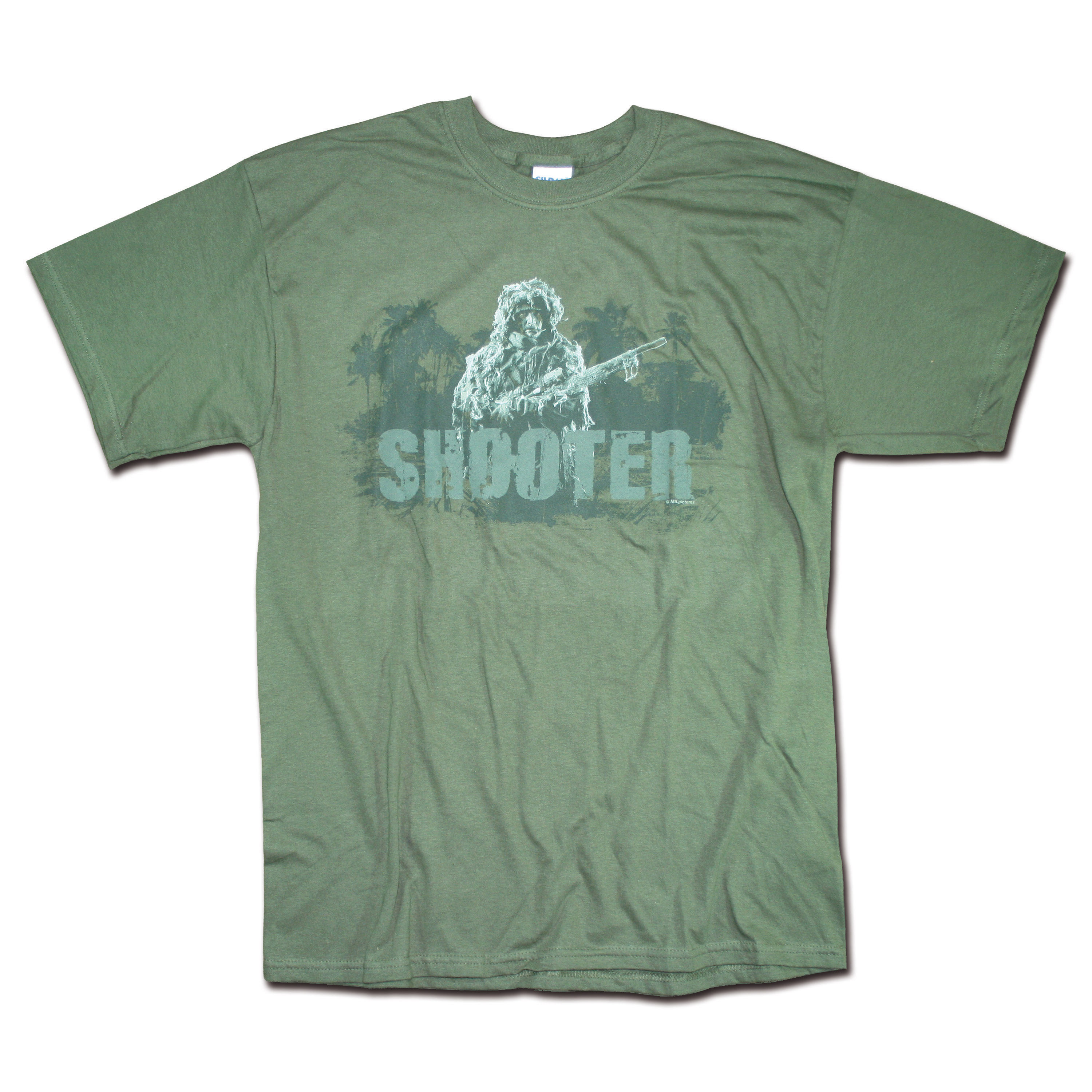 T-Shirt Mil-Pictures Shooter