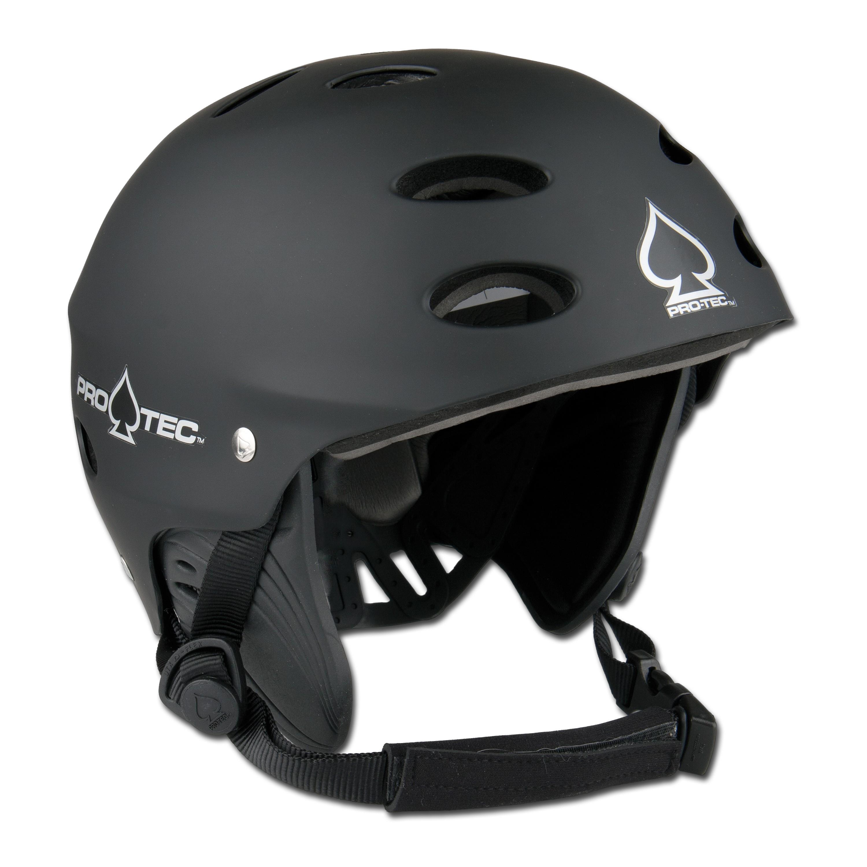 Helm Protec Rodeo Pro schwarz