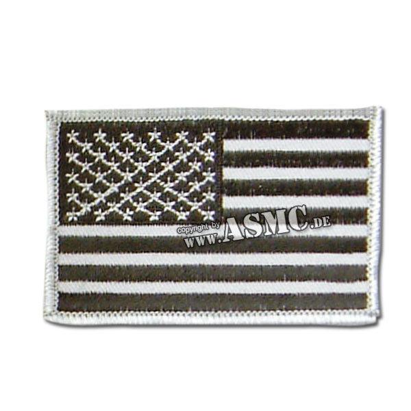 Abzeichen US Flagge urban-camo