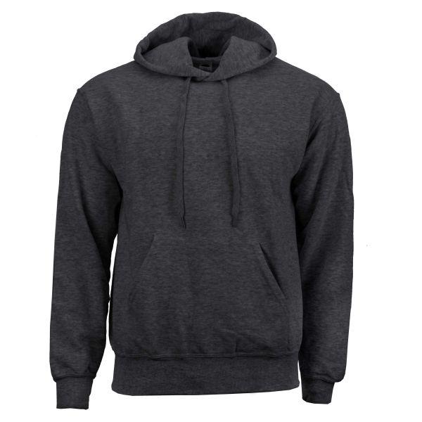 Hood-Sweatshirt schwarz